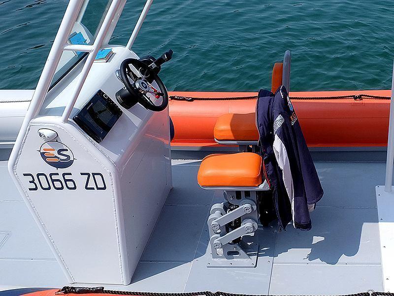 HIGHFIELD Patrol 860 SAR